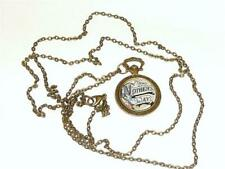 CG0327...BRONZE PENDANT NECKLACE - MOTHER'S DAY GIFT - FREE UK P&P