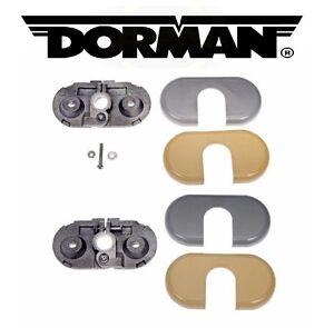 For Mercury Ford 2002-2005 Sun Visor Repair Set Both Sides Dorman