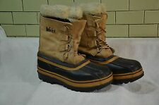 Mens Sorel REI Caribou Winter Boots- $245 MSRP- SIZE 9 (029)