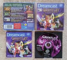 Gauntlet Légends dreamcast Sega / rare