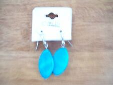 WOMENS TURQUOISE EARINGS NEW LOW X MAS PRICE