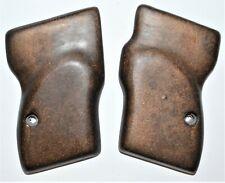 Sterling Arms 300, 302 pistol grips dark brown plastic