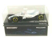 Williams Racing Mercedes FW40  No.40  Abu Dhabi GP Formula 1 Test 2017 (Robert .