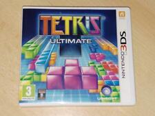 Tetris Ultimate Nintendo 3DS UK PAL