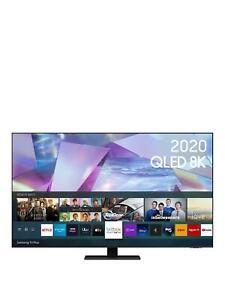 "Samsung 8K 55"" QLED HDR Smart TV - RRP £2,499.00 - Titan Black (QE55Q700TAT)"