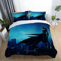 Linen City Above Batman Single/Double/Queen/King Bed Duvet/Doona/Quilt Cover Set