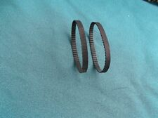 2 NEW DRIVE BELTS FOR SEARS CRAFTSMAN 152211700 UTILITY SHARPENER