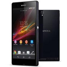 Débloqué Téléphone Sony Ericsson Xperia Z 13.1Mpx 16GB C6603 4G LTE NFC - Noir