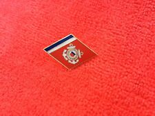 Us Coast Guard Hat/Lapel Pin