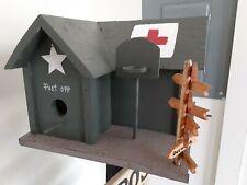 4077th M.A.S.H. mash 4077 custom bird house birdhouse very unique