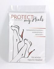 ProtectMyHeels Absatz-Schutz-Folie Absatzschoner