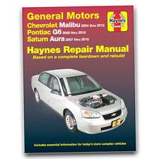 Haynes Repair Manual for 2007-2010 Saturn Aura - Shop Service Garage Book za