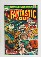 Fantastic Four #141 - Annihilus App - (Grade 7.0) 1973