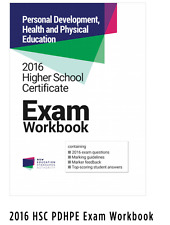 2016 HSC PDHPE Exam Workbook