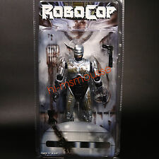 NECA Robocop Battle Damaged 7 inch Action Figure Collection 25th Anniversary New