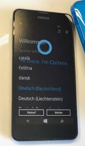 Nokia Lumia 635 - 8GB - CYAN (Blau)   (Ohne Simlock) Smartphone - Nagelneu!
