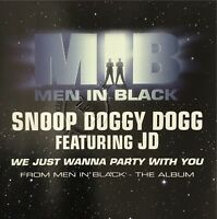 BO MIB : SNOOP DOGGY  DOGG ft. JD : WE JUST WANNA PARTY WITH YOU - [ CD MAXI ]