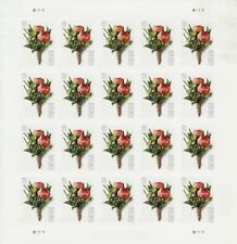CELEBRATION BOUTONNIERE STAMP SHEET -- USA #5199 FOREVER 2017
