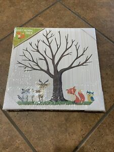 Lillian Rose Signing Tree Canvas Wedding/Baby Shower Guest Book Alternative