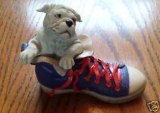 "Gonzaga Bulldogs ""Bulldog in a Sneaker""  Figure Gonzaga Basketball    Go Zags"