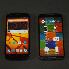 Lot of 2 Dummy Display Cell Phones for Prop Prank Kids Play #2 Moto X  ZTE