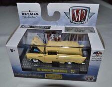 2017 M2 MACHINES AUTO THENTICS 1957 CHEVROLET SEDAN DELIVERY  R43