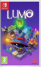 LUMO Nintendo Switch Game | BRAND NEW SEALED | SAME DAY DESPATCH