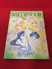 Used Sailor Moon Original Collection Volume # 4 art book Japan Anime F/S Japan
