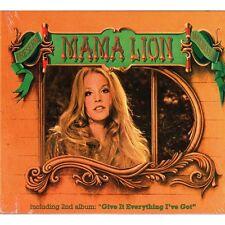 Mama Lion-preserve willdlife/Give it Everything (estados unidos - 1972/73) Digipak CD
