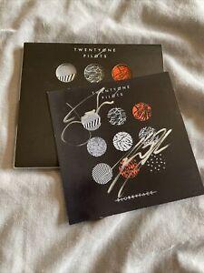 Twenty One Pilots - Blurryface CD Signed