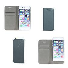 Flip Case Handy Tasche für Realme X2 XT Q 5 Pro  Klapp Etui Schutzhülle Grau