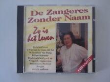 DE ZANGERES ZONDER NAAM - ZO IS HET LEVEN - CD