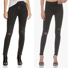 [WOMEN] rag & bone Black Skinny Jeans SZ 31 New W Tags FREE Shipping