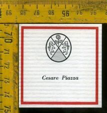 Ex Libris Originale Franco Maria Ricci a 973 Cesare Piazza