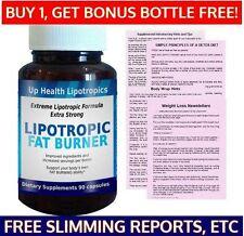 Alta lipotropa la quema de grasa píldoras para adelgazar perder pérdida de peso slim & Fatburner 7