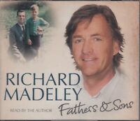 Fathers & Sons Richard Madeley 5CD Audio Book Abridged Fatherhood FASTPOST