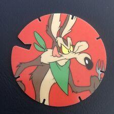 Looney Tunes Frito Lay 1995 Techno Tazo #136 Wile E. Coyote