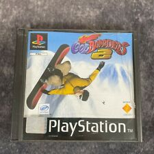 Cool Boarders 2 ps1 Playstation 1 PAL Game komplett Black Label Snowboarden