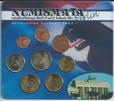 Euro KMS  Numismata 2003 MIX