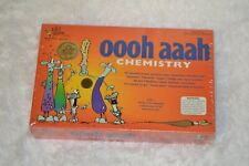 Oooh Aaah Chemistry Set - Sealed Wild Goose Co Learn Science Fun Kit Experiment