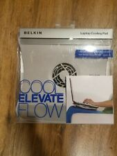 Belkin F5L001 Laptop Cooling Pad GRAY Stand Fan cool notebook netbook USB Power