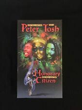 RARE Peter Tosh - Honorary Citizen 3 Cassette Box Set. Rare. Perfect Condition