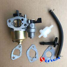 Carburetor Carb Kit For Niko Nikota 6.5HP 3500 Watts Gas Gasoline Generator