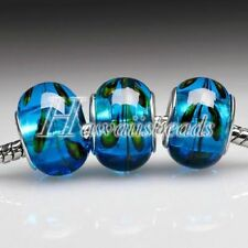Unbranded Glass Round Jewellery Making Beads