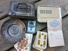 Mixed Antique And Vintage Lot