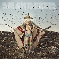 DIE ANTWOORD - MOUNT NINJI AND DA NICE TIME KID   CD NEUF