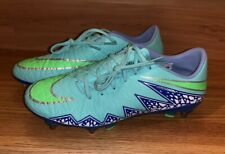 Nike Hypervenom Phinish ll Sg-Pro Acc Soccer Cleats 749692-335 Woman Us 7.5 New