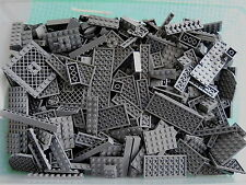 LEGO DARK BLUE GRAY 1/4 lb Bulk Lot of Bricks Plates Specialty Parts Pieces