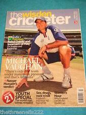 THE WISDEN CRICKETER - MICHAEL VAUGHAN - MARCH 2005