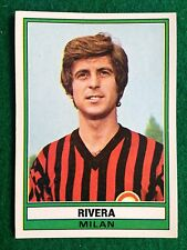 CALCIATORI 1973-74 73-1974 n 225 MILAN Gianni RIVERA Figurina Panini (NEW)